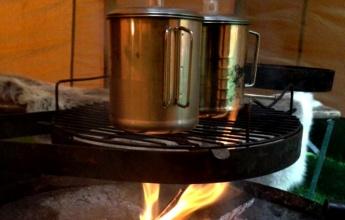Bushcraft en Scandinavisch koken