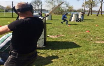 Archery Tag Boogschietbaan